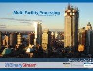 Multi-Facility Processing Brochure (new logo - for ... - Binary Stream