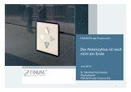 Makro Dr. Eschweiler 2013-Q3 - FiNUM.Private Finance AG