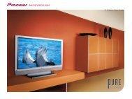 TV Plasma. Pure Vision - ImaginArt