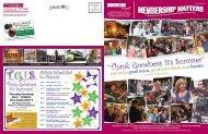 Summer 2013 Newsletter - The Westmoreland Cultural Trust