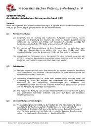 OMV 2011 NPV 004 A1 Spesenordnung - Planetboule
