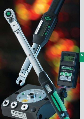 Narzędzia dynamometryczne, przyrządy kontrolne do ... - DINSTAL