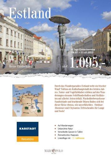 Karstadt RSB Estland