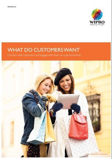 what-do-customers-want