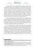 Aportes para la implementación de los ... - IPPDH - Mercosur - Page 6