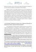 Aportes para la implementación de los ... - IPPDH - Mercosur - Page 7