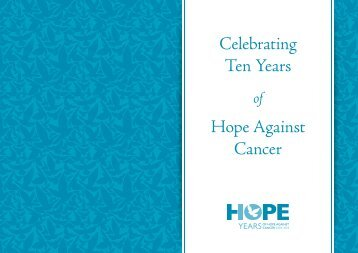 here - Hope Against Cancer