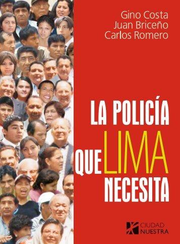 Gino Costa - Juan Briceño - Carlos Romero - Desco