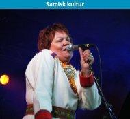 Samisk kultur - Troms fylkeskommune
