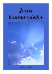 Jesus kommt wieder - FCDI