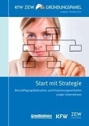 Start mit Strategie - Zentrum für Europäische Wirtschaftsforschung ...