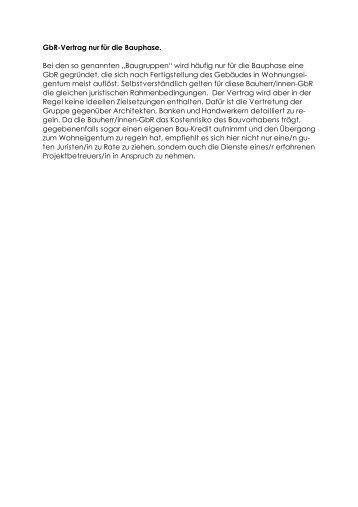 Gbr Vertrag Anwaltskanzlei Rauschenbusch
