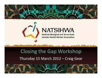 National Aboriginal and Torres Strait Islander Health ... - GP NSW