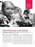 Chancengerechtigkeit oder Diskriminierung? - vpod-bildungspolitik - Seite 4