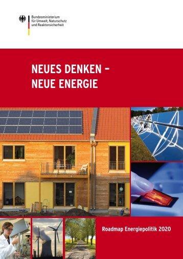 Roadmap Energiepolitik 2020 - Al Gore