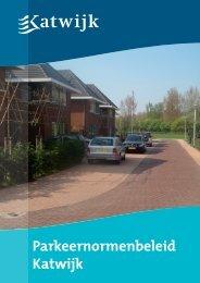Bijlage 2 Parkeernormenbeleid - Gemeente Katwijk