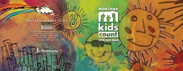 Montana KIDS COUNT Data Book