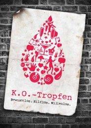 K.O.-Tropfen K.O.-Tropfen - Peter Behrens Schule