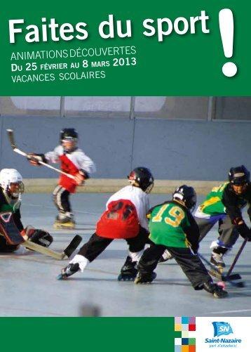 Faites du sport! - Saint-Nazaire