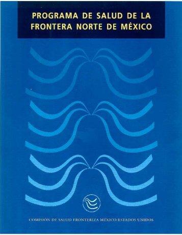 Principales Causas de Enfermedad - Mexico Border Health ...