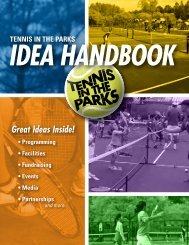 Great Ideas Inside! - National Recreation and Park Association