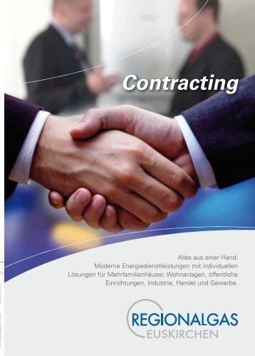 Contracting - Regionalgas Euskirchen