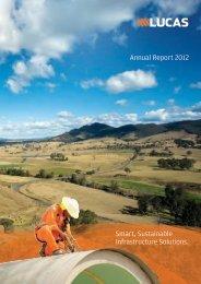Annual Report - AJ Lucas