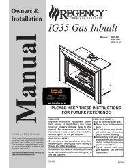 Regency IG35 owners & instal manual.pdf