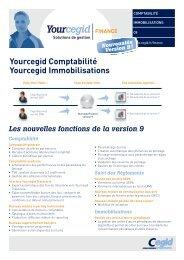 Yourcegid Comptabilité Yourcegid Immobilisations - Cegid.fr