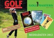Mediadaten 2011 - bei Golf-Masters