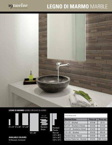Legno Di MarMo Marble - Ames Tile & Stone