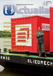 In dit nummer o.a. Manager of Maat Hofman Sliedrecht UNIT4 voor ...