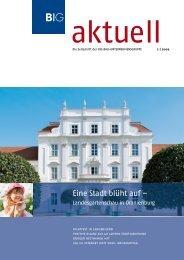 Ausgabe 2 / 2009 - BIG BAU-Unternehmensgruppe