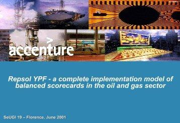 Repsol YPF - sasCommunity.org