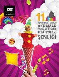 Çocuk Gözüyle... Fotoğraf Sergisi Demet Onal - Devlet Tiyatroları