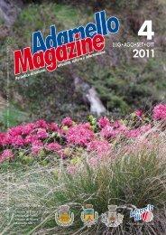 LUG • AGO • SET•OTT - Adamellomagazine.it