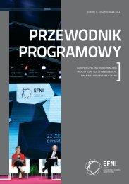 Broszura-Programowa-EFNI-2014-PL
