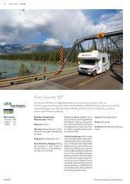 Motorhomes: Kanada, USA, Australien und Neuseeland ... - BLS