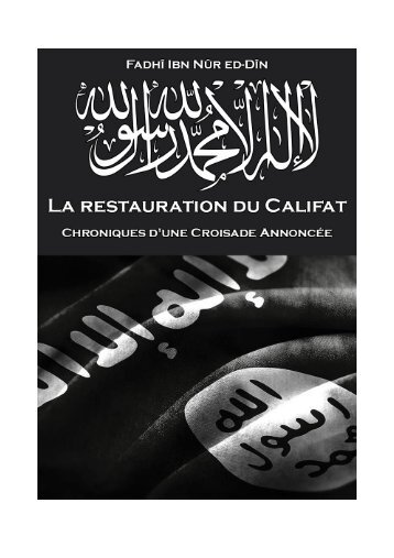la-restauration-du-califatc2a03