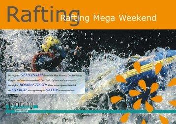 Rafting Mega Weekend