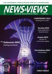 News & Views Spring 2013 200 - National Association of Choirs