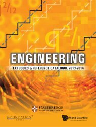 Engineering - Cambridge University Press India