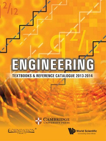 Engineering - Cambridge University Press India