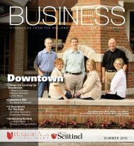 Downtown Holland - West Coast Chamber of Commerce
