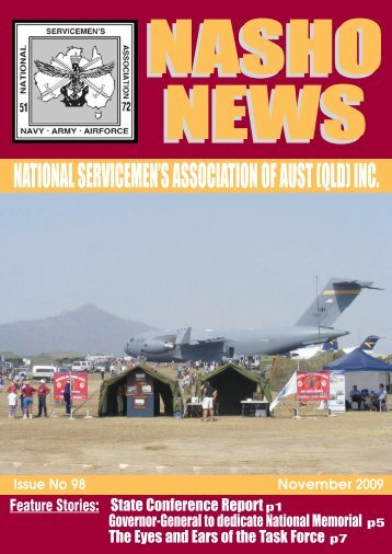 Issue 98 - Nasho Front Page