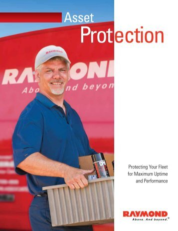 Asset Protection - Raymond Corporation