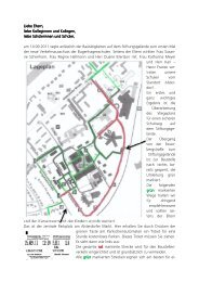 Infobrief -sicherer Schulweg - Blog der Bugenhagen-Schule