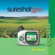 Sureshot italian user manual.01 - Sureshotgps