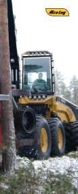 Download Eco Log 590D Harvester (322 hp) - Scandinavian ... - Page 2