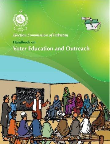ECP Voter Education Handbook - English - UMT Admin Panel